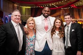 Collins Tuohy The Blind Side Blind Side U0027 Mom Is Proud Of Her Super Bowl Bound Son Today Com