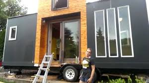 Tiny Homes Show Tiny House Tour Youtube