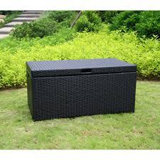 Patio Storage Chest by Storage Bins U2013 Yardify Com