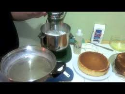 how to make a dominican cake youtube