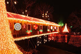 clifton ohio christmas lights digital images by ron skinner photo keywords mill