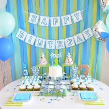 birthday decorations resultado de imagen para birthday decorations for boys