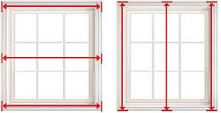 Measuring Window Blinds How To Measure For Window Blinds U0026 Shades Steve U0027s Blinds