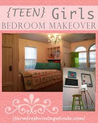 teen girls dream bedroom reveal farm fresh vintage finds