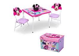 minnie mouse table set minnie mouse delta children