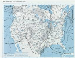 Weather Map United States by File Surface Map Of The United States October 30 1991 Png