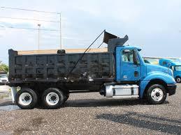 freightliner dump truck tandem axles for sale