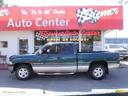 Dodge Ram 97 - 1997 emerald green metallic dodge ram 1500 laramie slt extended