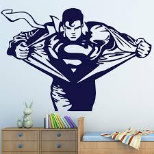 super hero wall stickers home decor by wallmantra wallmantra