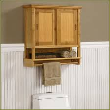 Oak Bathroom Cabinet Collection In Bathroom Cabinet Toilet On Home Decorating