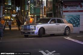 roll royce modified phantom magic bye bye v12 hello 2jz speedhunters