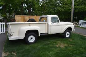 haul with flair 1961 ford f100 4wd