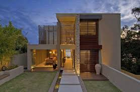 Bedroom Water Feature Entrance Pathway Water Feature Waterfront Home In Vaucluse Sydney