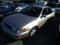 best price on toyota corolla 1994 toyota corolla for sale carsforsale com