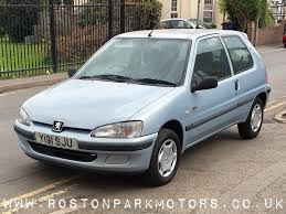 used peugeot 106 used peugeot 106 cars for sale drive24