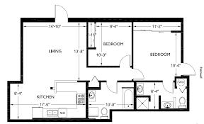 Corner House Floor Plans Corner House Floorplans U2013 2 Bedroom 2 Bathroom Alliance