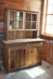cozy rustic kitchen hutch 32 rustic sideboards buffets distressed