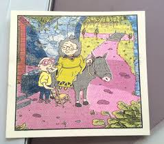 donkey print by marc pearson glom press online store powered