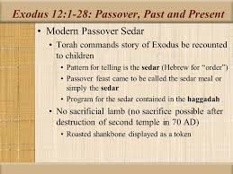 modern haggadah from slavery to service ppt online