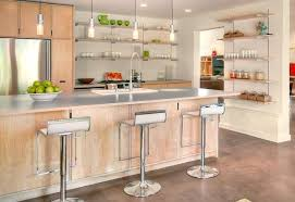 open shelving in kitchen ideas open shelving kitchen ideas copper and wood open shelves are great
