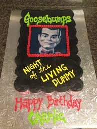 halloween birthday cupcake ideas vintage goosebumps halloween birthday party supplies pick 1 or