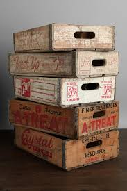 286 best crate images on pinterest wood crates wooden crate