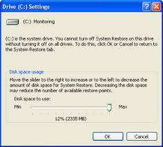 computer back take your pc back to an earlier date with system restore