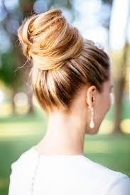 big bun hair bun hair model big bun 2042937 weddbook