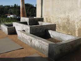 Concrete Planters Planters Ernsdorf Design Concrete Fire Pit Bowls Furniture