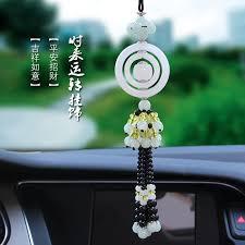 the car interior gourd bao fu ping ornaments car car rearview