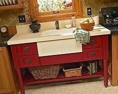 free standing kitchen sink cabinet repurposed buffet cabinet kitchen sink freestanding