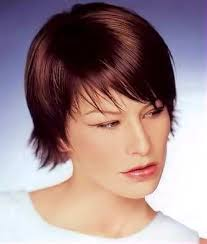 cropped hairstyles with wisps in the nape of the neck for women 60 best 90 s hair images on pinterest bobs short bobs and bob