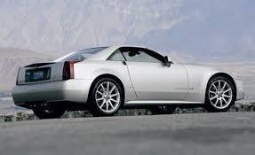 cadillac xlr coupe 2006 cadillac xlr v instrumented test car and driver