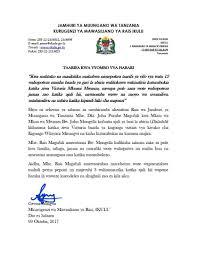 Radio Tbc Taifa Tanzania Dar Es Salaam Habari5 Com Habari5news24 Twitter