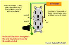 combination switch receptacle wiring diagram wiring diagram