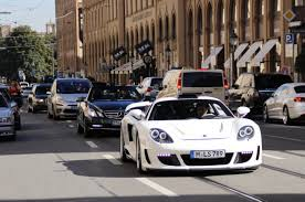 gemballa mirage gemballa mirage gt driving on public streets in munich youtube