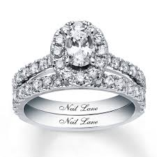 neil bridal set neil bridal set 1 7 8 ct tw diamonds 14k white gold