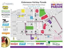 the kalamazoo holiday parade on november 14 u2013 a great kickoff to