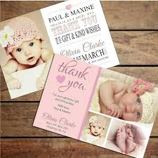 baby thank you cards surprising baby shower thank you cards uk 94 about remodel