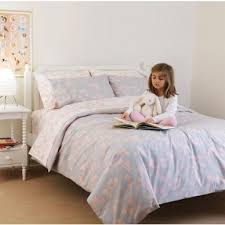 juniper organic light pink duvet cover full unison