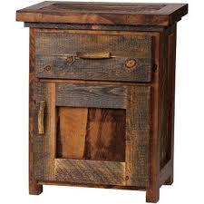 15 best rustic nightstands images on pinterest rustic nightstand