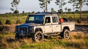 land rover experience defender project viper is the bonkers land rover defender of your dreams