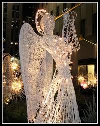lighted angel christmas decoration stunning design outdoor angel christmas decorations lighted