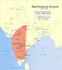 Varanasi India Map by Ncert Notes For Upsc Exams Rashtrakutas 755 U2013 975 Ad Byju U0027s