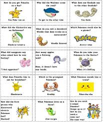 pokemon go activities and crafts