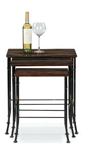 pottery barn nesting tables nesting table tables amazon lacarline org