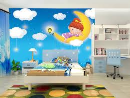Wall Decor For Childrens Bedroom  Rift Decorators - Childrens bedroom wall designs