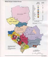 Map Of Czech Republic Map Of Eastern Europe Best Maps Of Roundtripticket Me