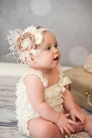 baby flower headbands baby headbands zoeken pinteres