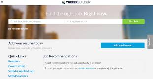Best Resume Glassdoor by The Top Job Sites For Job Seekers